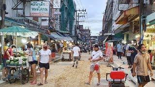 [4K] Bangkok Street Food 2020 | Petchaburi Soi 10 to Ratchathewi BTS Station