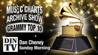 Top Grammy Winners Record Song Album of the Year Music Charts Archive Show with Dan Cheney on #DJNTV