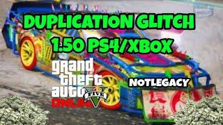 GTAV SOLO CAR DUPLICATION GLITCH  *EASY METHOD*MAKE MILLIONS* AFTER PATCH 1.50 PS4/XBOX