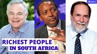Top 10 Richest People in South Africa 2020