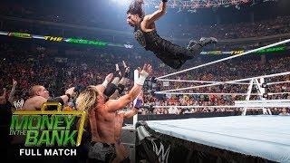 FULL MATCH - Money in the Bank Ladder Match for a World Title Contract: WWE Money in the Bank 2015