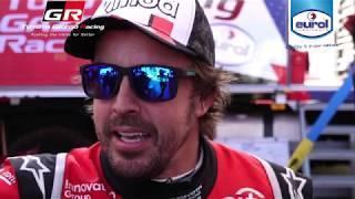 Eurol report Dakar Rally 2020, Stage 3 Toyota GAZOO Racing