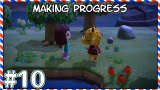 Postcards From LilyBelle - Let's Play: Animal Crossing New Horizons - Ep. 10