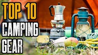 TOP 10 NEW CAMPING GEAR YOU MUST OWN 2020