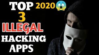 Top 3Hacking Apps || Power Full Hacking Apps Without Root || Best hacking App 2020 hindi/Urdu