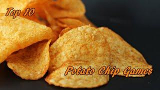 Top 10 Potato Chip Games - Family Showdown Live!