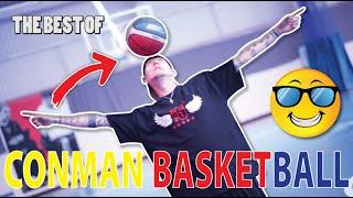 BEST OF CONMAN FROM THE LAST DECADE | Streetball, Freestyle, Trickshots & More