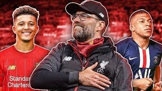 Why Liverpool Should Sign Jadon Sancho Over Kylian Mbappe! | Euro Round-Up
