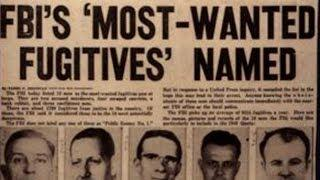 BADDEST OF THE BAD: FBI's 10 Most Wanted turns 70