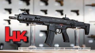 Las 10 Mejores Armas de Heckler & Koch (HK)