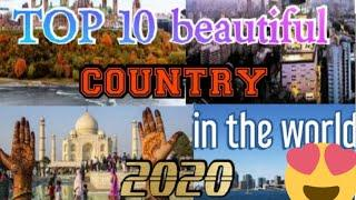 Top 10 beautiful country in the world