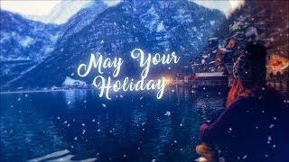 Free After Effects Intro Template #284 : Christmas Slideshow Template for After Effects