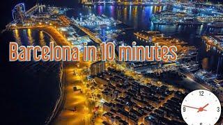 Barcelona Top 10 | Spain BARCELONA in 10 minutes