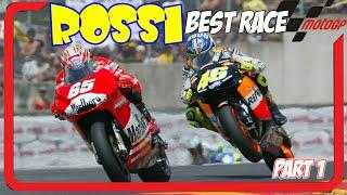 The Doctor - Valentino Rossi Best Race on track in MotoGP - Part 1