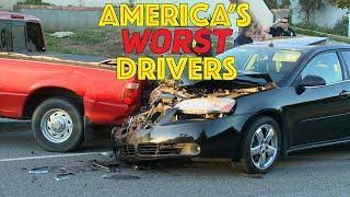 The 10 States with the WORST DRIVERS
