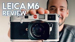 Leica M6 TOP 10 Questions Answered