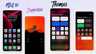 Top 4 Themes For Miui 12 • iOS 13 Theme,Android 10 Theme & More Themes For Miui 12 • Download Now •