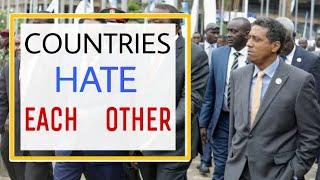Top 10 Countries That Hate Each Other ( Part 2)