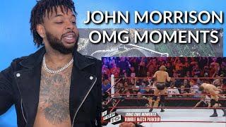 John Morrison's OMG moments WWE Top 10 | Reaction