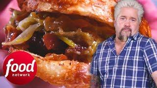 """Guy Eats """"One Of The Most REMARKABLE Burgers"""" He Has Ever Had 
