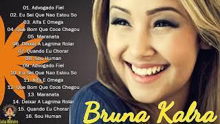 BRUNA KARLA | As Melhores Música Gospel 2020 | Top 10 Melhores músicas Gospel Mais Tocadas