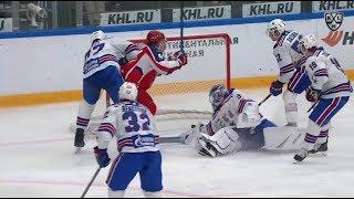 19-20 KHL Top 10 Goals for Weeks 22 and 23
