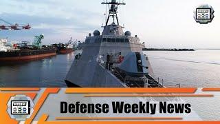 Defense security news TV weekly navy army air forces industry military equipment February 2020 V2