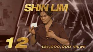 America's Got Talent 2020 Shin Lim Number 12 AGT Top 15 Viral Memorial Moments S15E10