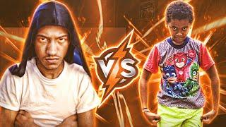 10 YEAR OLD BROTHER VS SNAGAHOLIC FOR A PS5 AND NBA 2K21 LEGEND EDITION!OMG THIS REALLY HAPPENED!