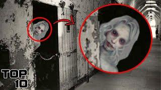 Top 10 Abandoned Prisons That Should Not Be Explored