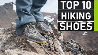 Top 10 Best Hiking Shoes & Boots for Exploring in 2020