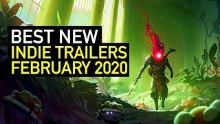 Top 8 Indie Game Trailers to Watch this February 2020