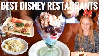 Top 10 Disney Restaurants | Favorite Disney Food