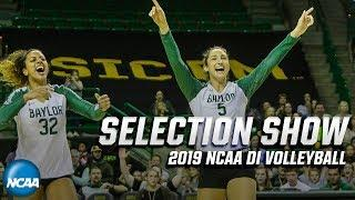 Field of 64 revealed for 2019 NCAA DI women's volleyball championship