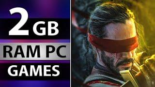 TOP 10 PC Games For 2GB RAM Without Graphics Card | PART 4 | 2GB RAM PC Games | Intel HD Graphics