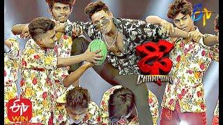 Raju Performance | Dhee Champions | 12th August 2020 | ETV Telugu