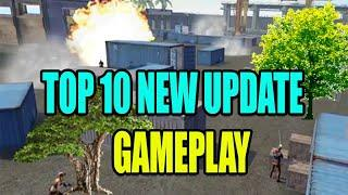 New Updates gameplay    Top 10 New Gameplay in free fire   Run Gaming