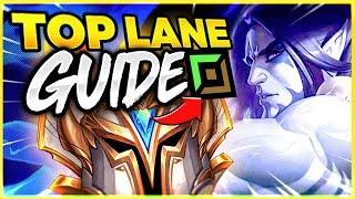 How To Play New Sylas Top in Season 10 (Rank 1 Guide)