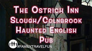 THE OSTRICH INN 12th Century Haunted English Pub/Inn - A Brief Visual Tour