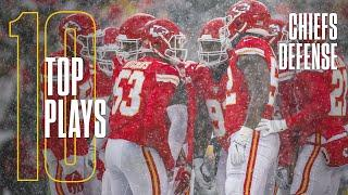 Chiefs Top 10 Defensive Plays from the 2019 Season