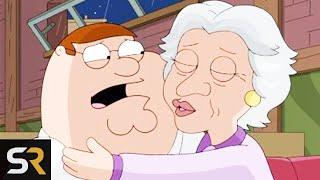 25 Family Guy Celebrity Cameos Everyone Missed