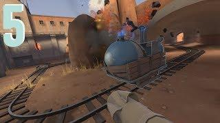 ✮ Team Fortress 2: TOP-10 Tricks on Badwater Basin ✮