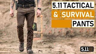 Top 10 Best 5.11 Tactical & Survival Pants
