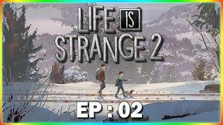 Life Is Strange 2 in Malayalam - Part - 02 | Story Game Malayalam Gameplay | P For Play