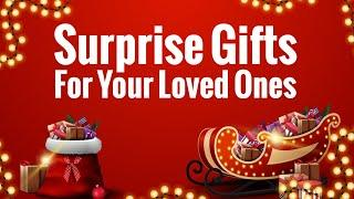 Surprise Christmas Gifts Ideas | Best Christmas Gifts Ideas | Christmas Gifts 2019