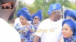 Top Celeb's Grand Arrivals At Ogogo's 60th Birthday Party