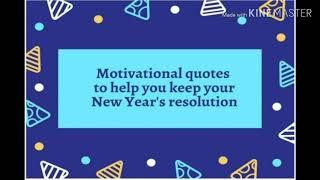 Top 10 Inspirational Quotes on Happy New Year 2020 !! By Facts and Quotes !! New Year' Resolution !!