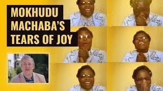 Mokhudu Machaba's Tears Of Joy on Finding Out She Is a Global Teacher Prize Top 10 Finalist