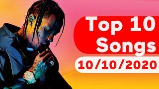 US Top 10 Songs Of The Week (October 10, 2020)