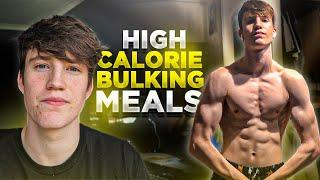 3 Best Foods to Gain Weight for Skinny Guys (Gain Weight Fast)